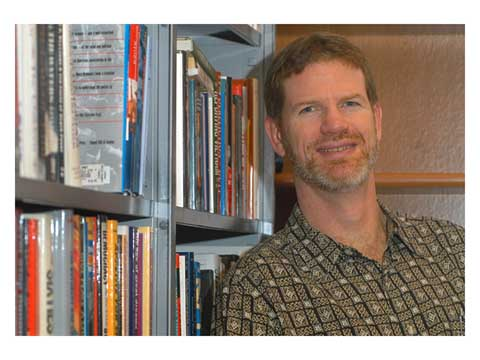 Thomas Borstelmann, who started this fall as the new Elwood N. and Katherine Thompson distinguished professor of modern world history...