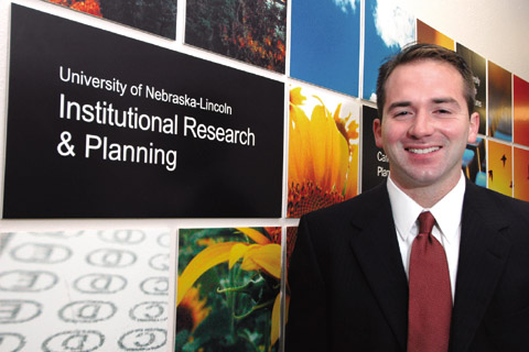 Bill Nunez is director of Institutional Research and Planning at UNL. His office provides data on all sorts of university...